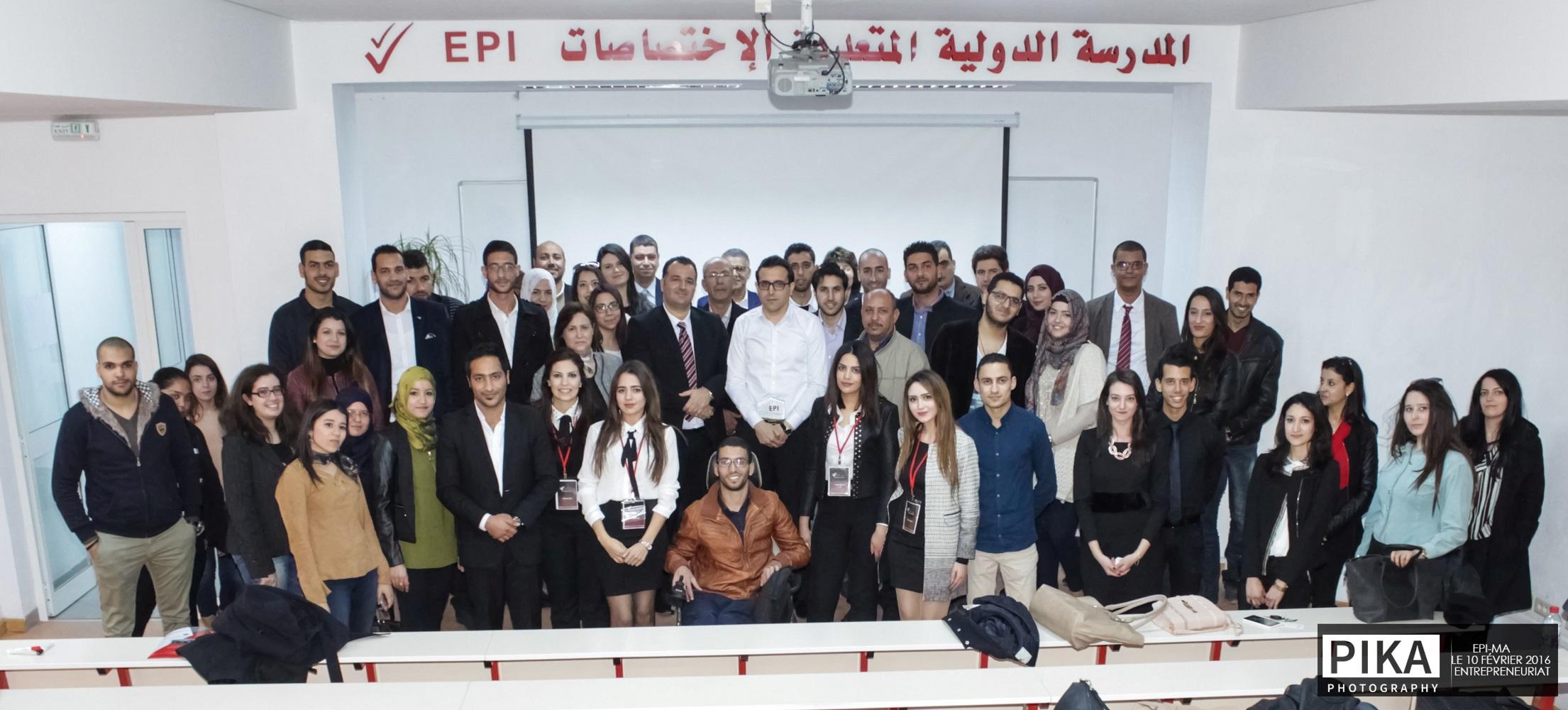 Journée de l'entrepreneuriat EPI
