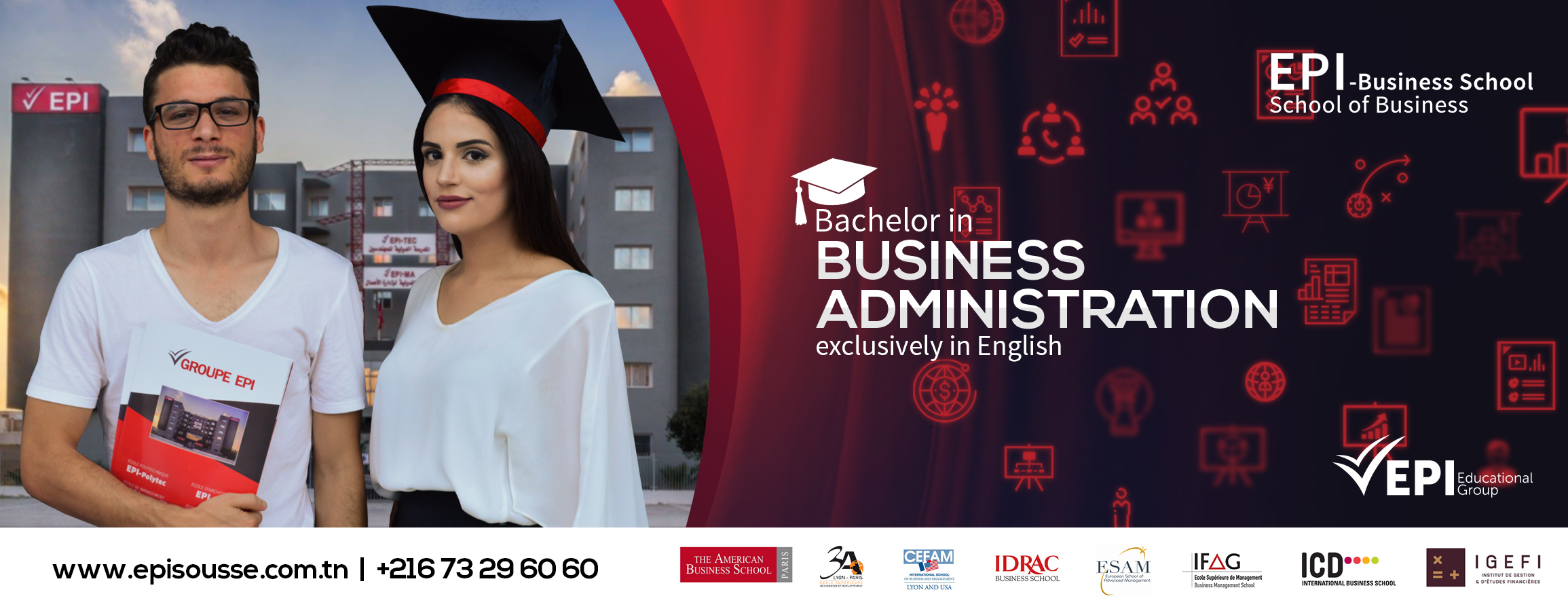 Bachelor Business Administration