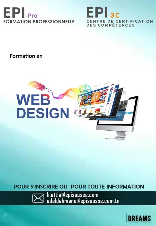 formation web designer